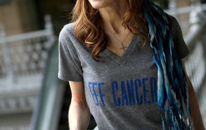 HAPPY CANCERVERSARY TO ME!