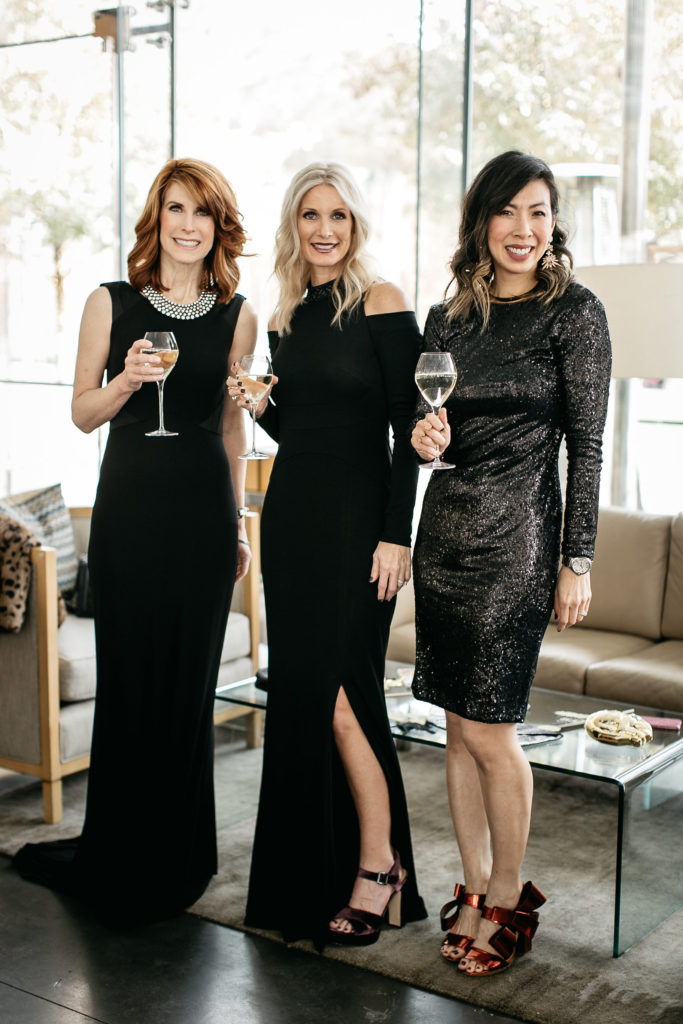 Chic at Every Age // Holiday Party Dresses