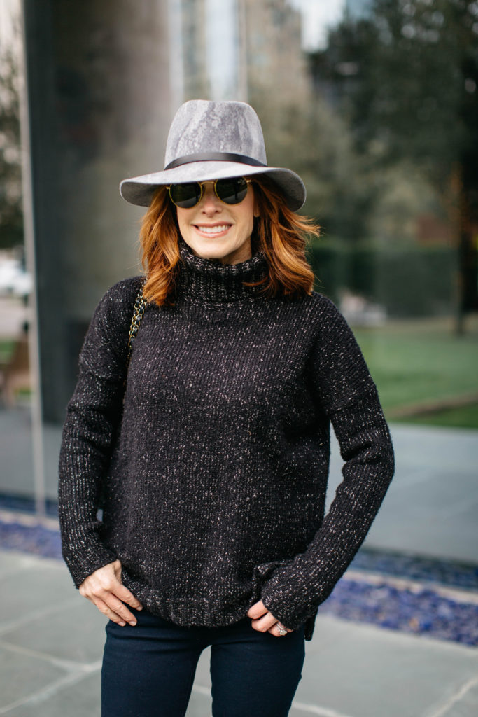 How to wear a hat- Why to wear a hat- Chic at Every Age