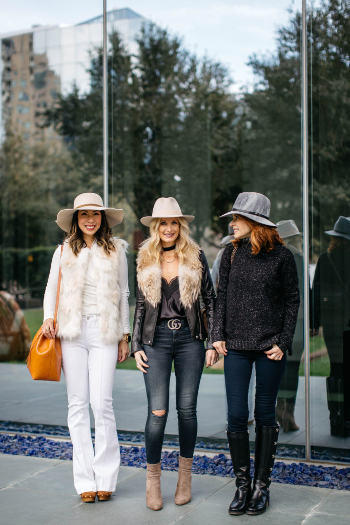 e2a3d77f7274 How to wear a hat- Why to wear a hat- Chic at Every Age ...