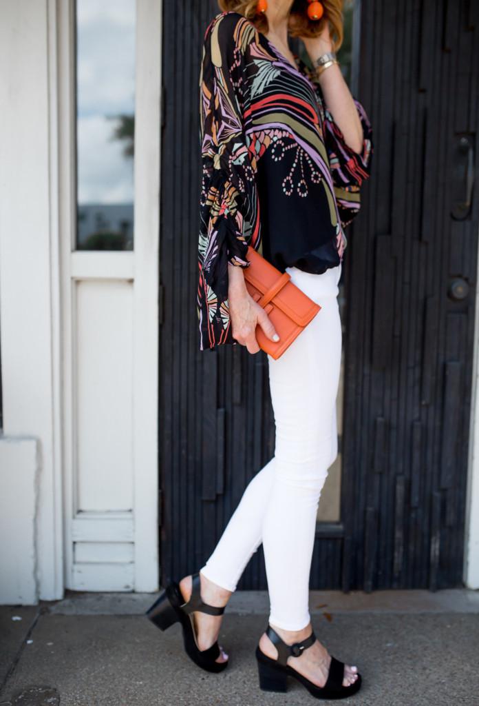 Klik Footwear- Klik Bali Platform Sandal- Black Sandal