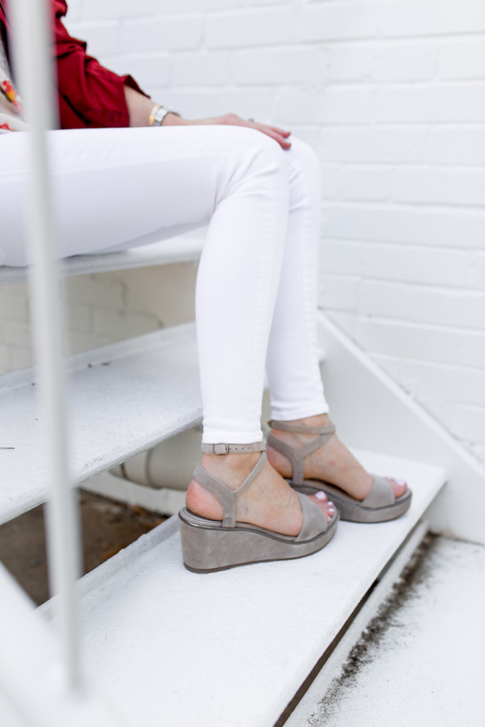 Klik Footwear - Sashi Desert Sandal - Desert Suede