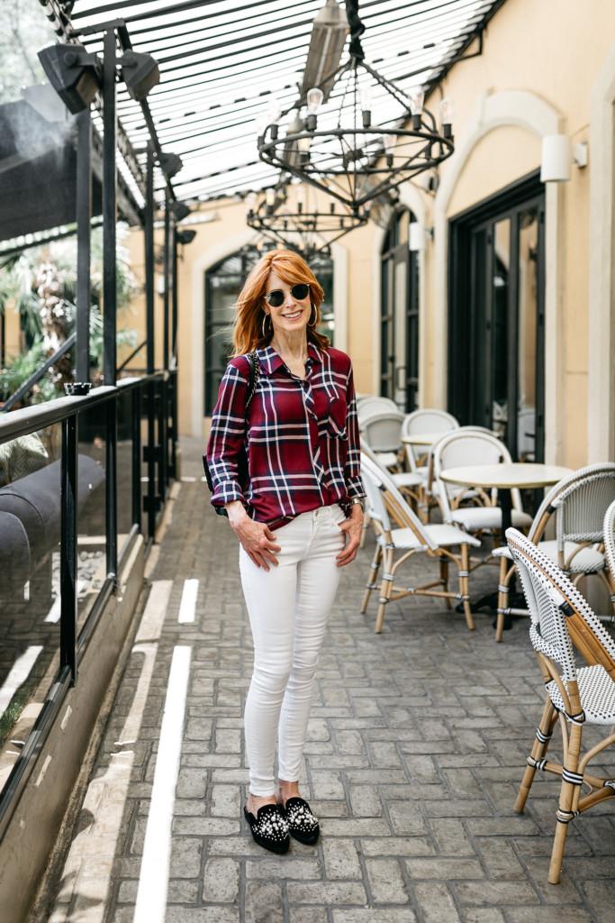 Rails Plaid Shirts- Plaid Shirts- Chic at Every Age Plaid Shirts