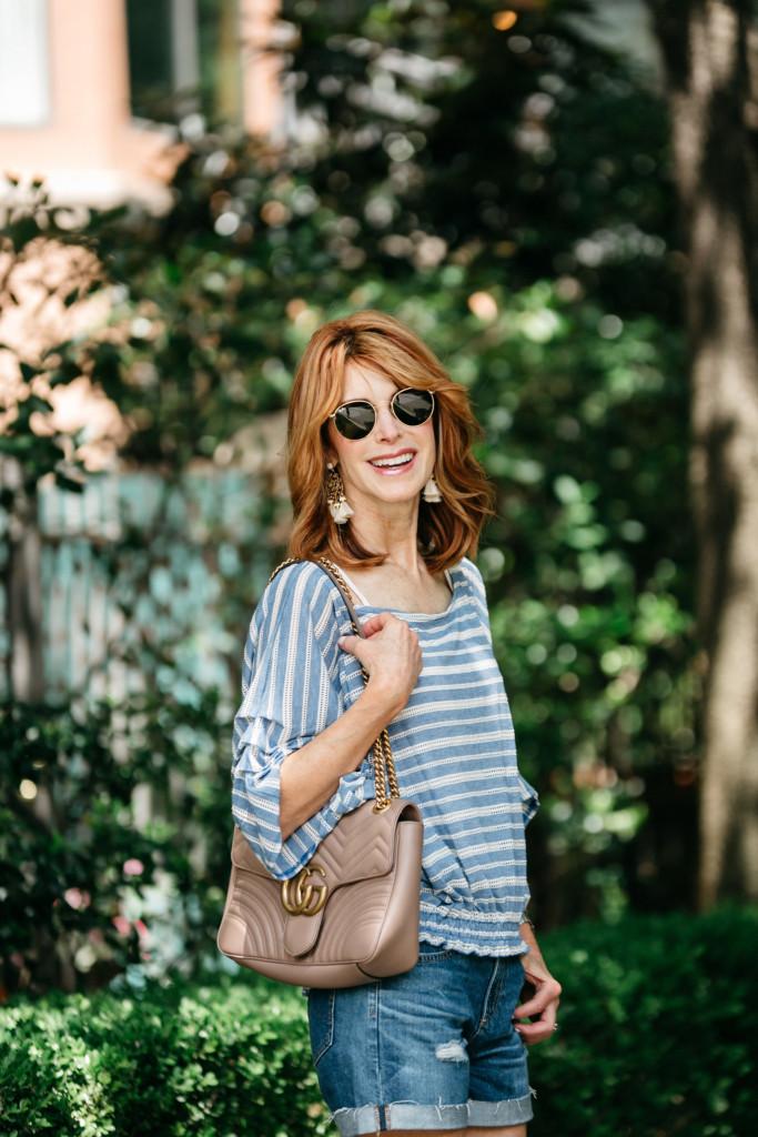 Cutoff Shorts- Cutoff Shorts at Any Age- How to wear cutoffs at any age