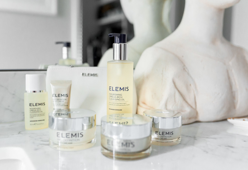 QVC- ELEMIS- PRO-DEFINITION 3-PIECE SKINCARE KIT