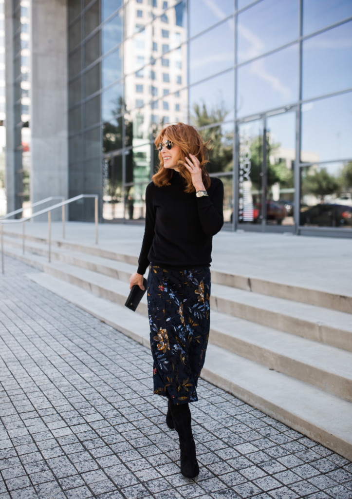 Marks and Spencer- Head to Toe Look- Holiday Dressing