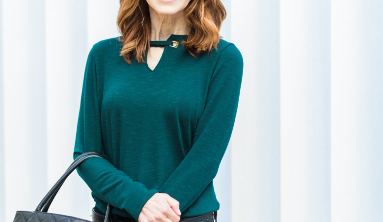 MY FAVORITE KAY CELINE TOPS AND $300 GIVEAWAY