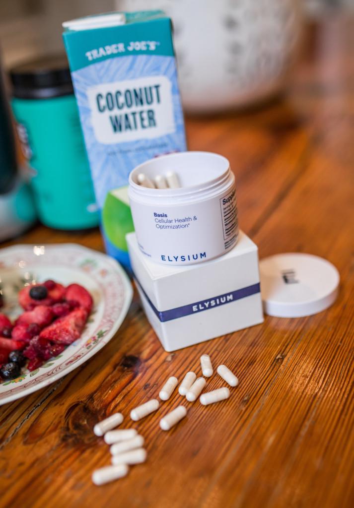 Elysium Supplements- NAD+ -Cellular Health