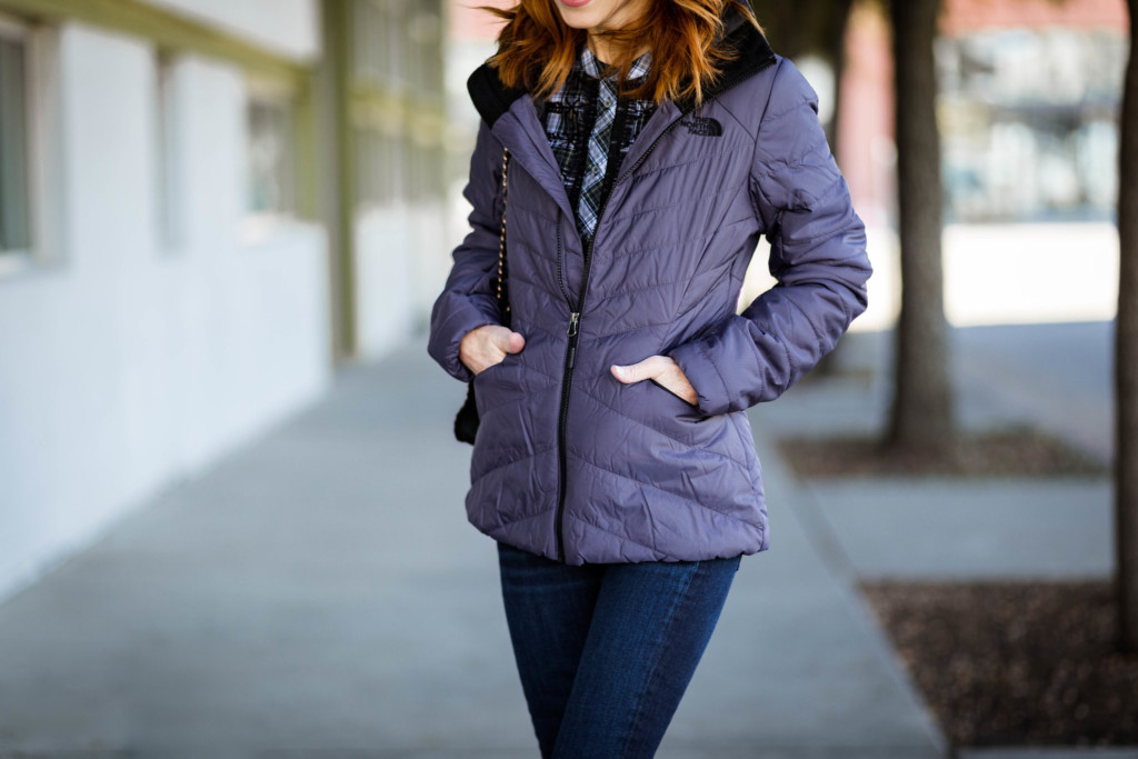 North Face Heatseeker Insulated Jacket- North Face Nordstrom- Insulated Jacket Middle Page