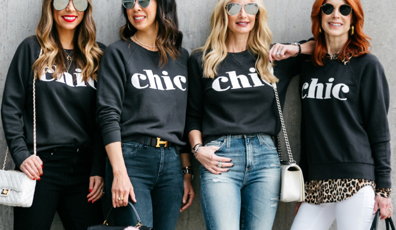 CHIC IS THE WORD