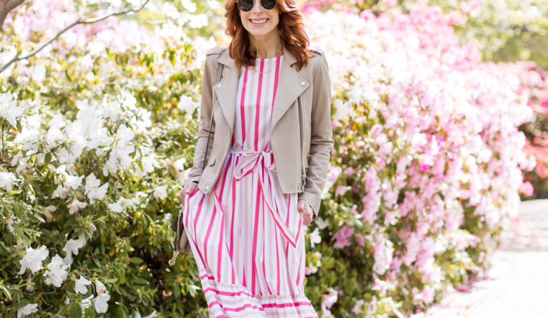 SPRING STRIPES AND GIFT GIFTING WITH NORDSTROM