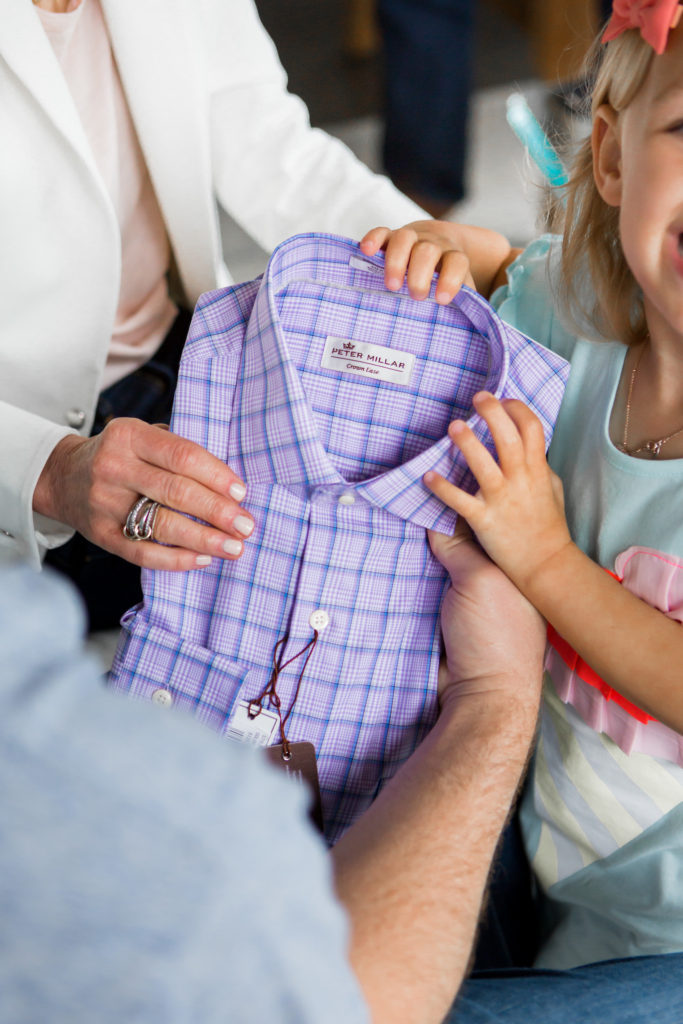 Peter Millar Shirt for Fathers Day Gift
