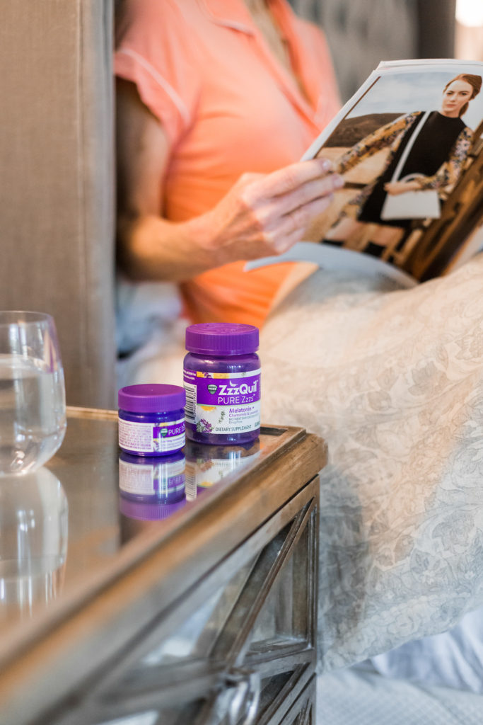 How To Get a Great Night's Sleep with Vick's® ZzzQuil Pure Zzzs™ Melatonin Gummies