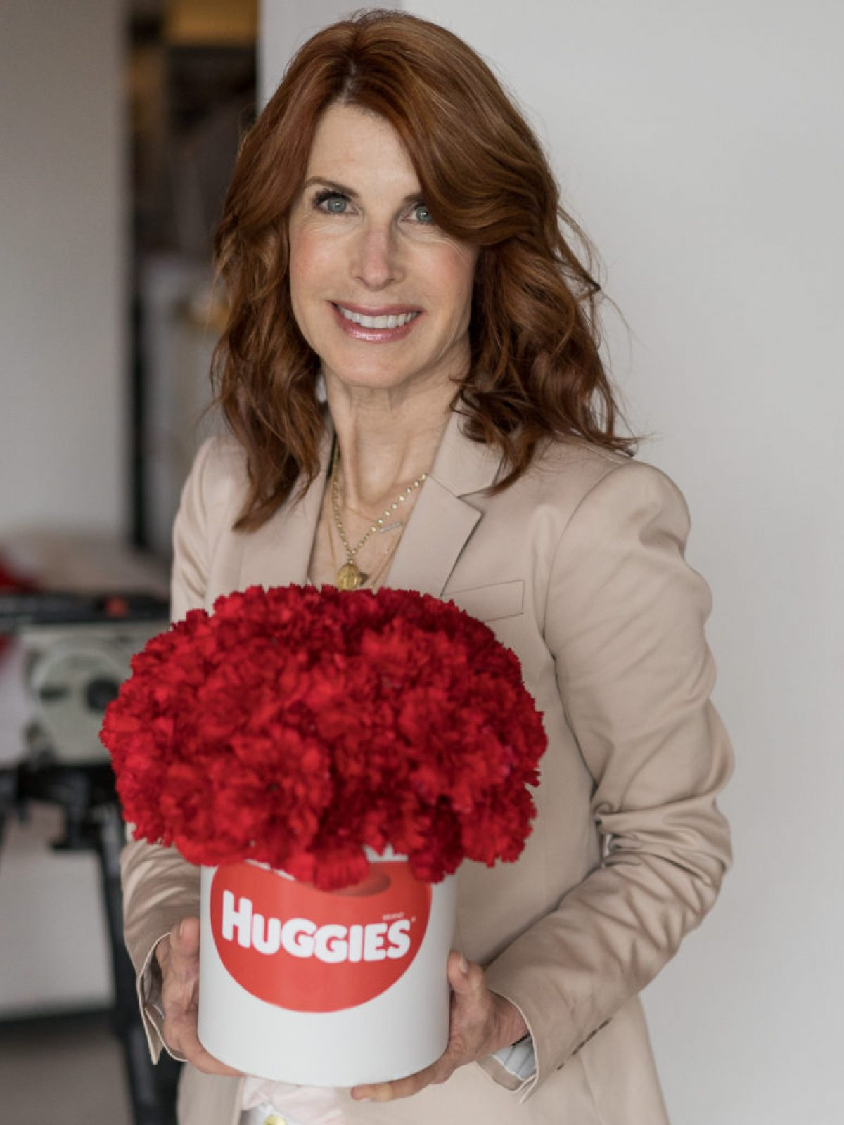 Huggies Made by You - The Middle Page