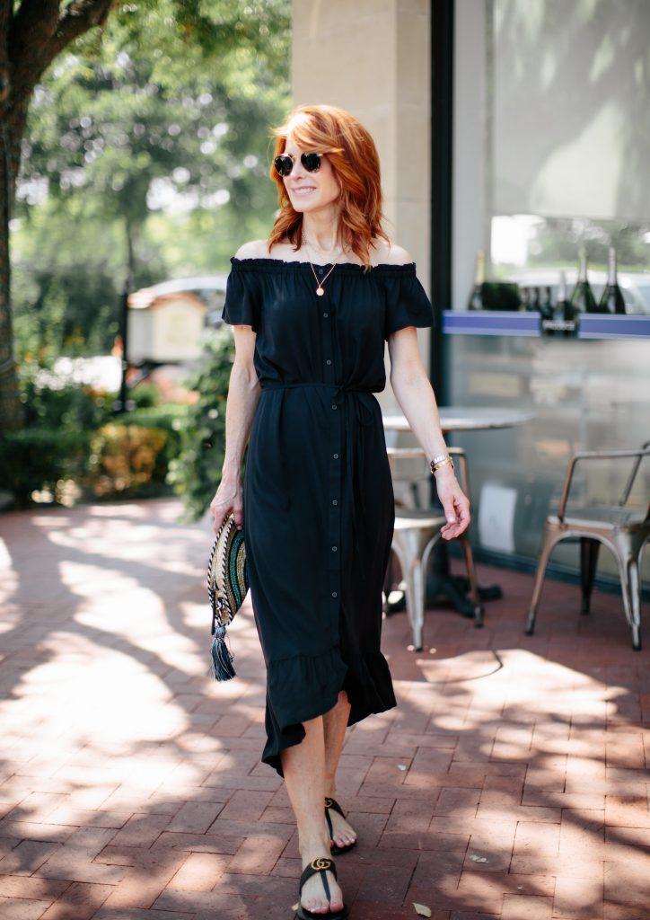 Perfect Black Dress on Major Sale