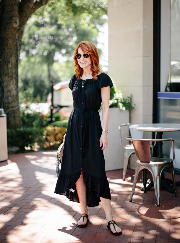 Perfect Black Dress on Major Sale and $850 Nordstrom Rafflecopter