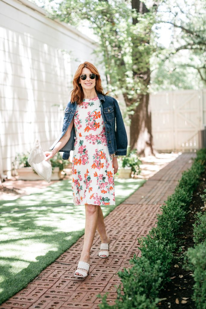 The Happiest Dress from Ann Taylor