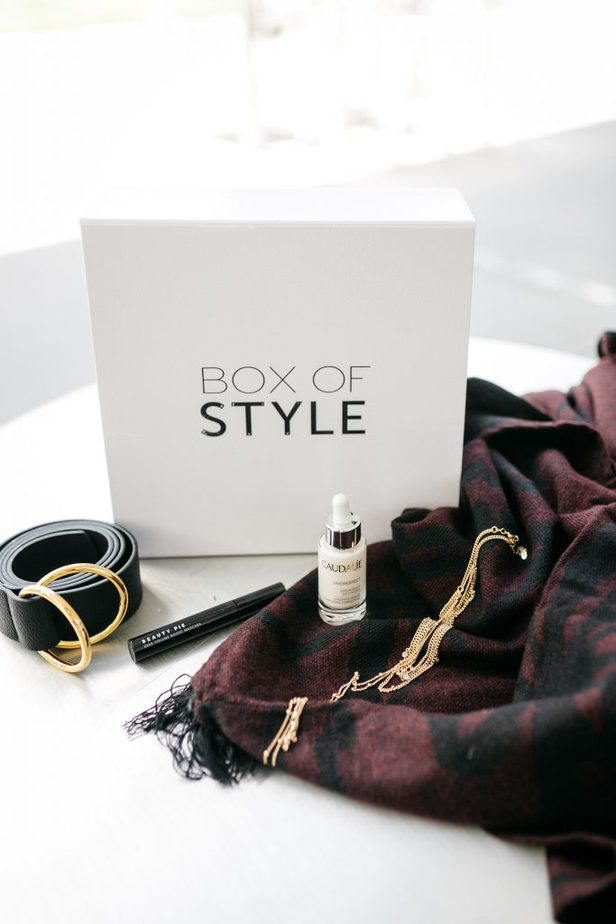 Rachel Zoe Fall Box of Style