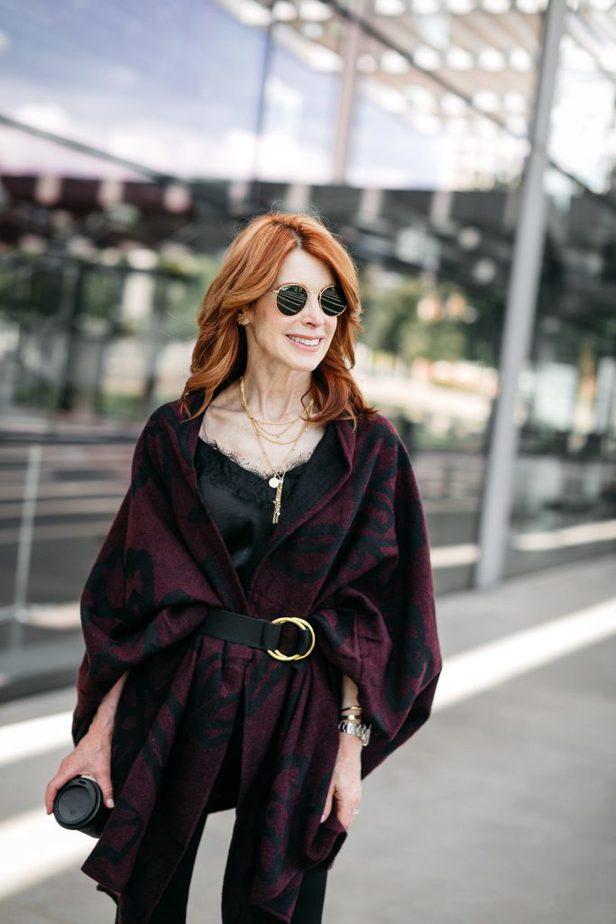 Rachel Zoe Box of Style Capelet