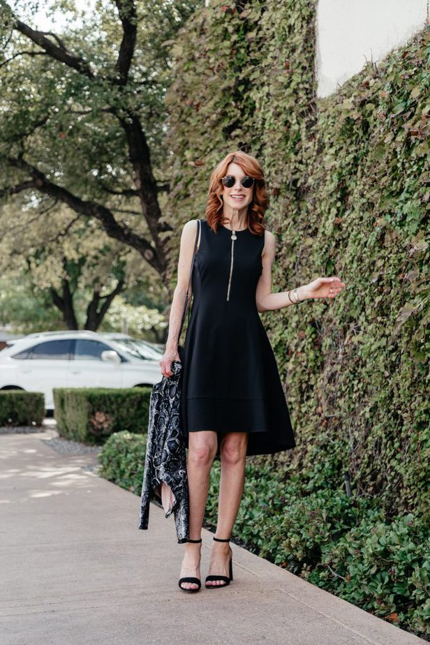 Donna Karan LBD from Bloomingdales