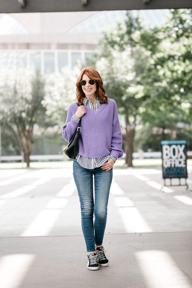 Easy Sweater with Cathy | The Middle Page