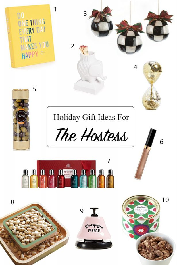 The Best Hostess Gifts To Give For Thanksgiving And Christmas Parties