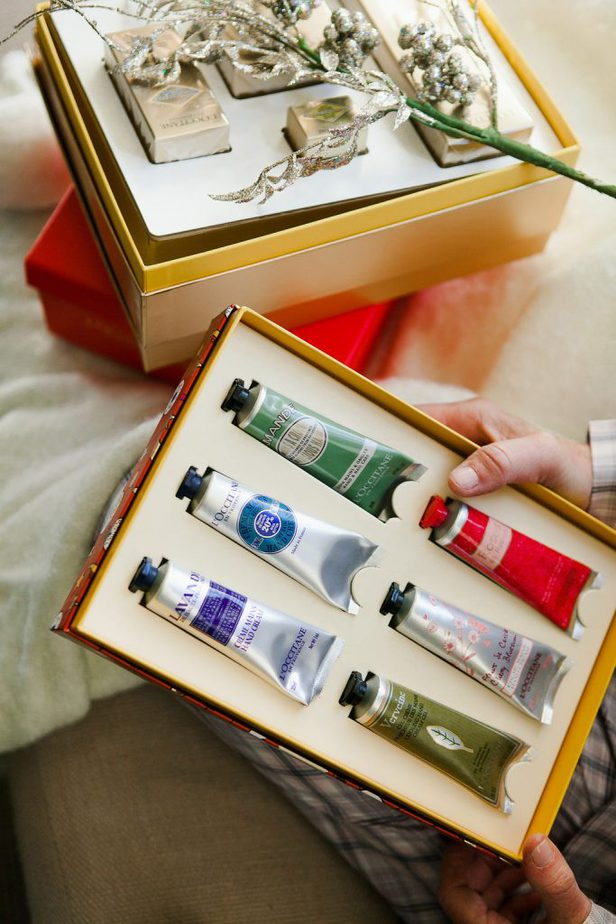 Great Gifts with L'Occitane- The Middle Page