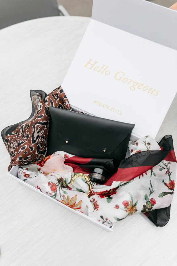 Rachel Zoe Spring Box of Style with Chic at Every Age