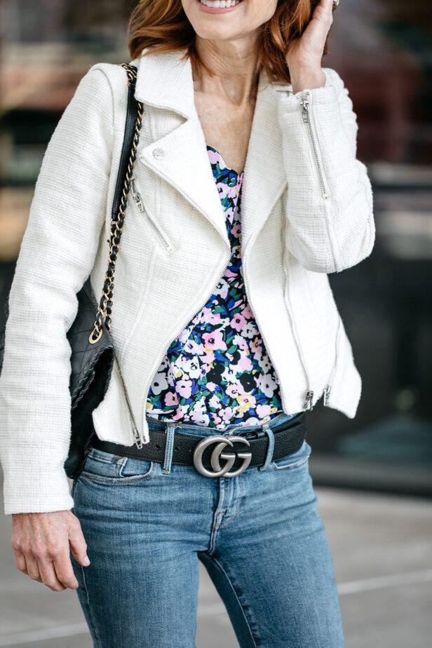 Gucci belt featured
