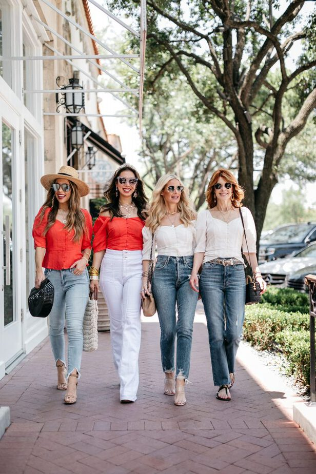 What to Wear For The Fourth of July // Chic at Every Age