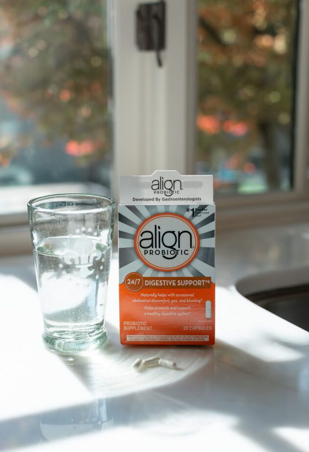 Align Probiotics to support digestive system