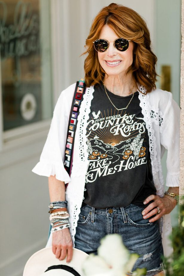Showing Victoria Emerson Boho Bracelets - summer look