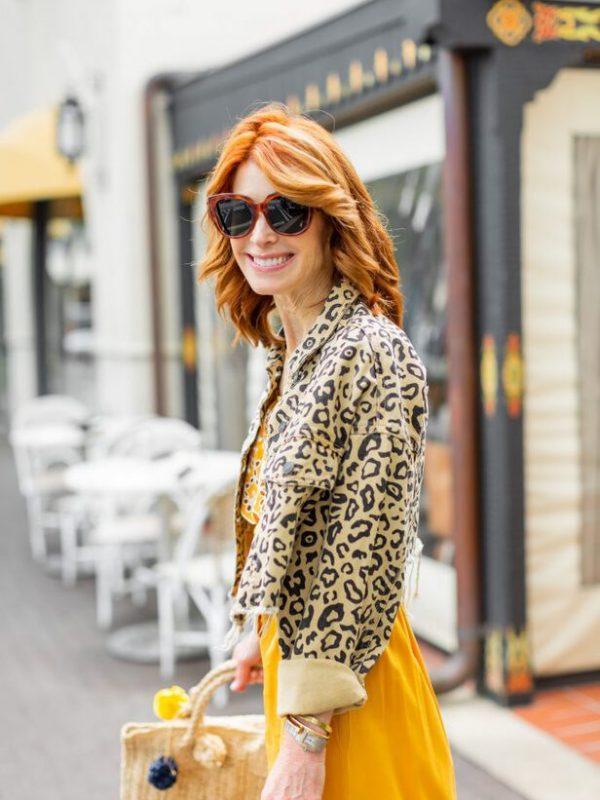 Golden Yellow dress