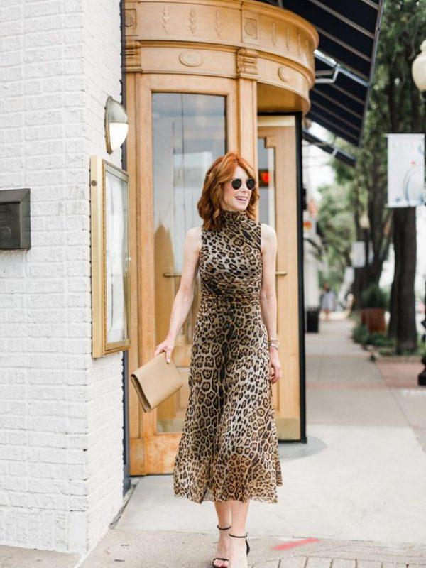 why leopard print