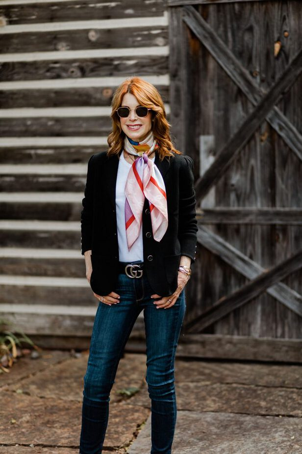 Middle Aged Dallas Blogger And Breast Cancer Survivor