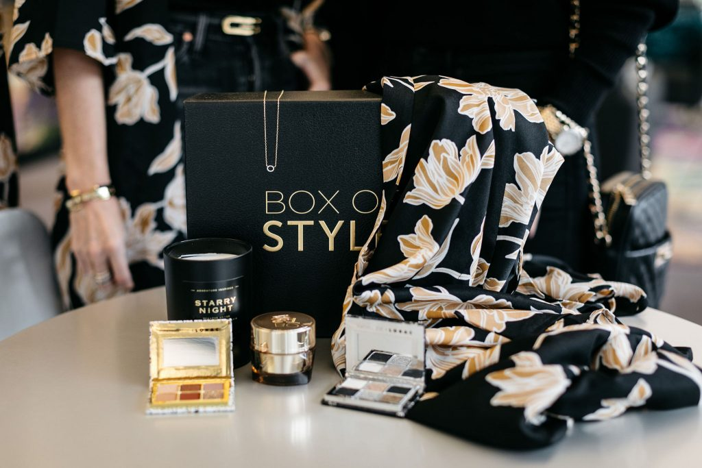 Rachel Zoe's Box of Style for Winter 2019