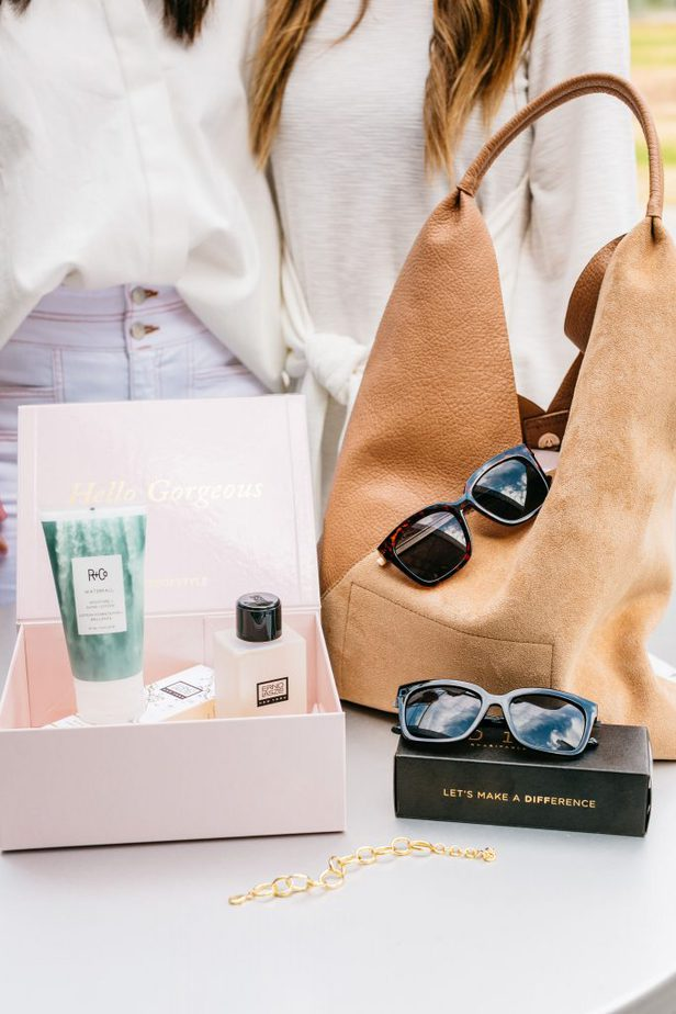 Chic At Every Age partners with Rachel Zoe Spring 2020 Box of Style