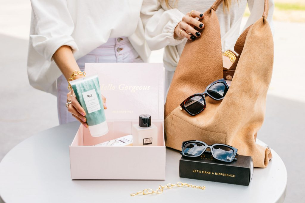 Dallas Bloggers with Rachel Zoe Spring 2020 Box of Style
