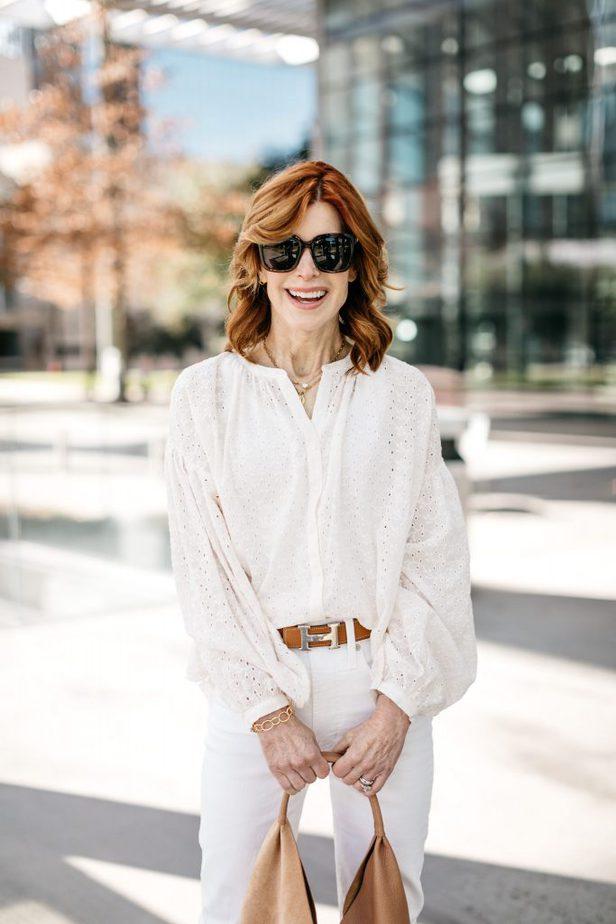 Dallas Fashion Blogger Cathy Williamson