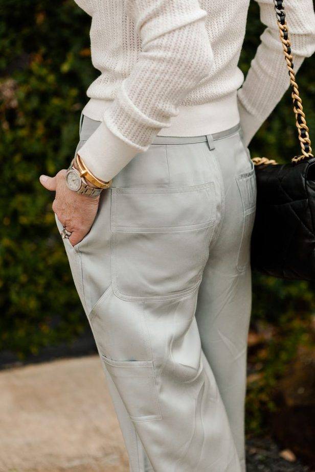 Carpenter Style Pants