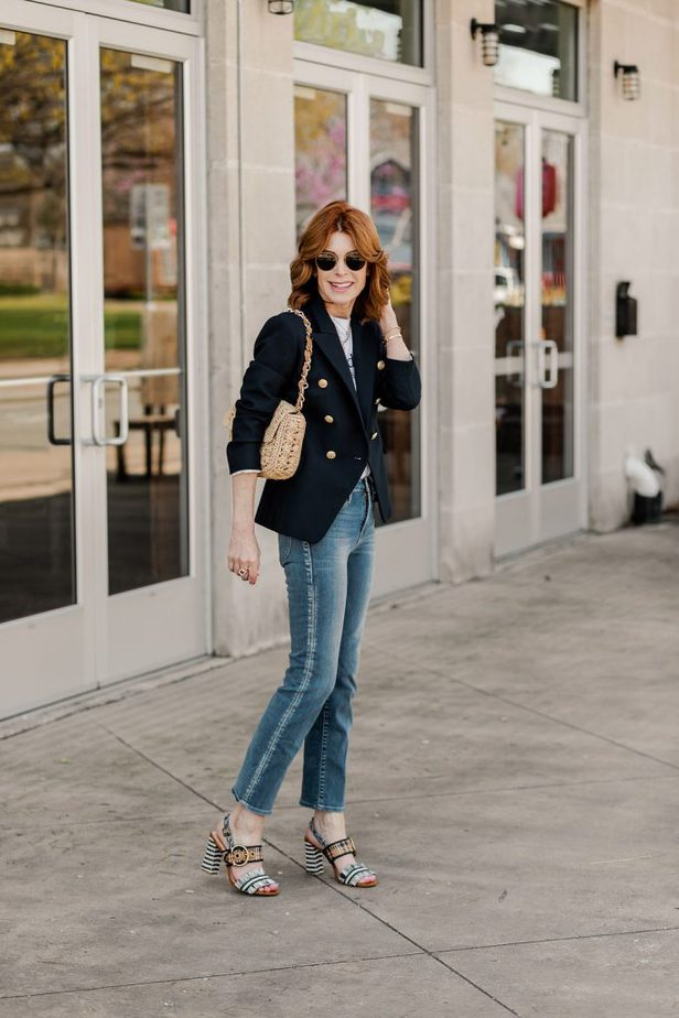Cathy Williamson wearing Judith & Charles jacket