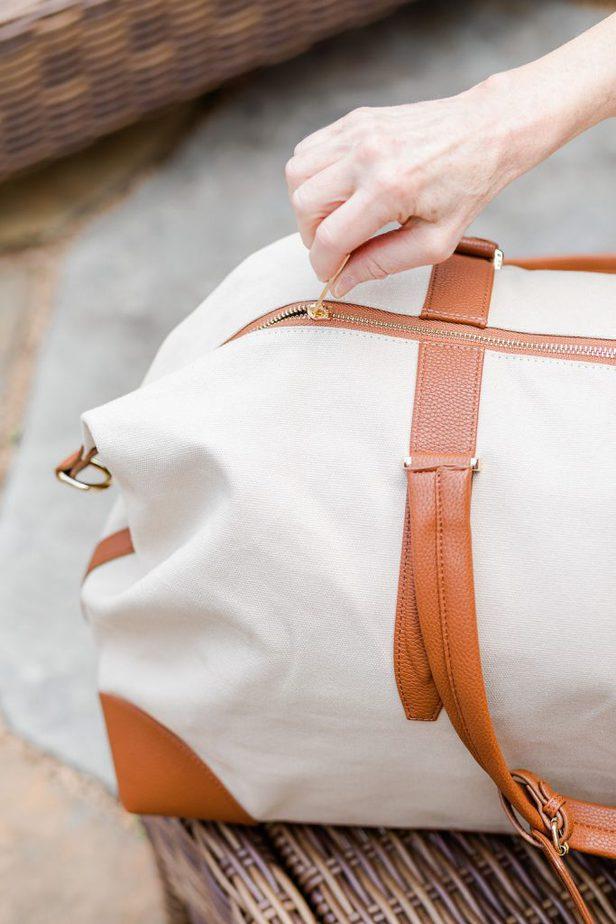 Summer Box of Style Weekender Bag