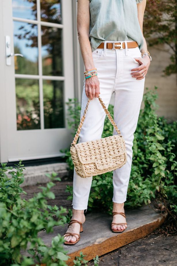 Allie & Bess Bracelets on Dallas Blogger