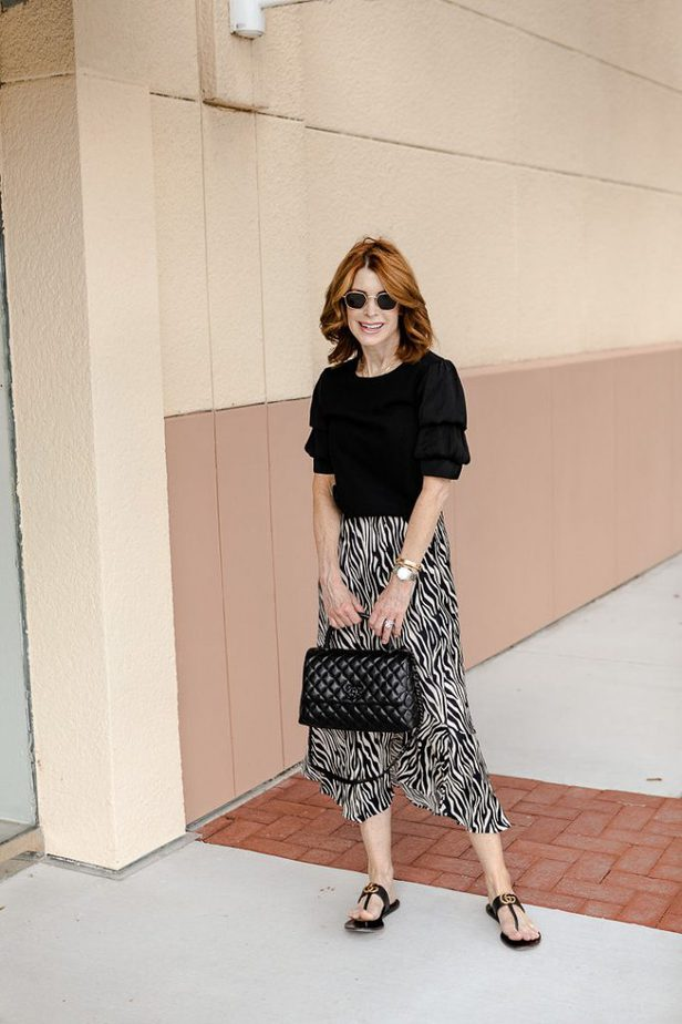 CUTE OUTFIT FOR TRANSITIONING INTO FALL