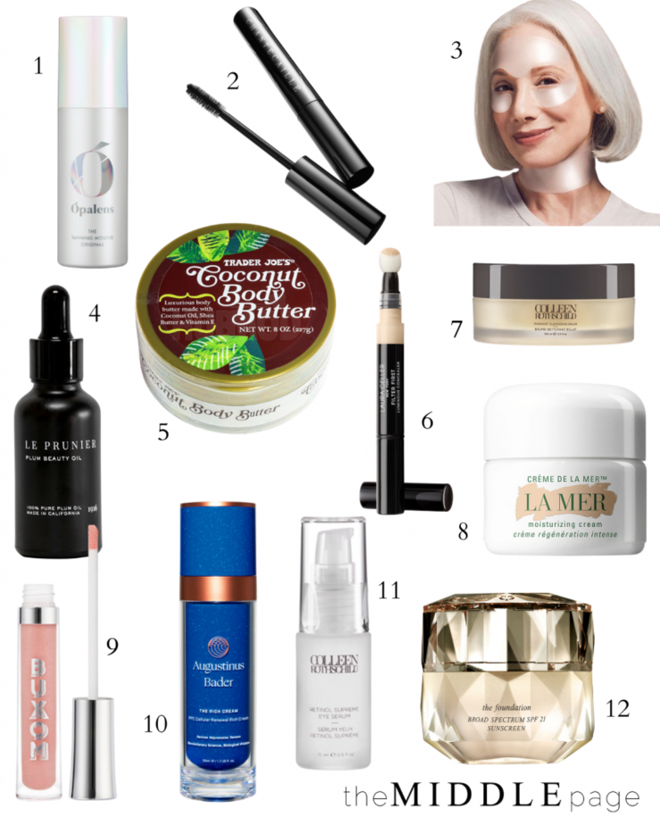 TWELVE BEAUTY PRODUCTS I BUY OVER AND OVER