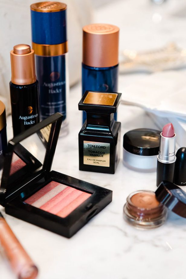 Beauty Talk about my favorite Nordstrom products on the Middle Page
