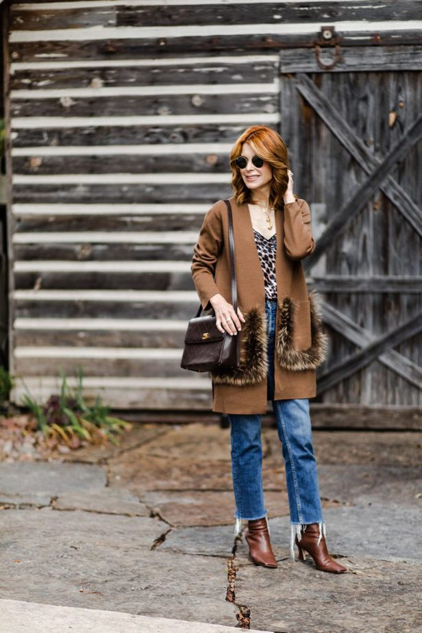 Thanksgiving Day Look on Dallas Blogger