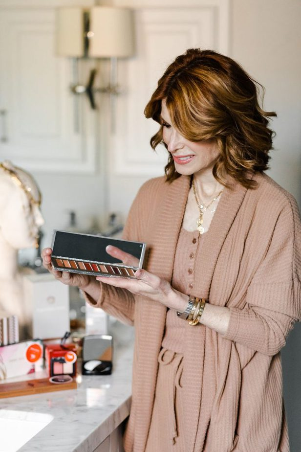 The gift of beauty with Nordstrom with Dallas Blogger