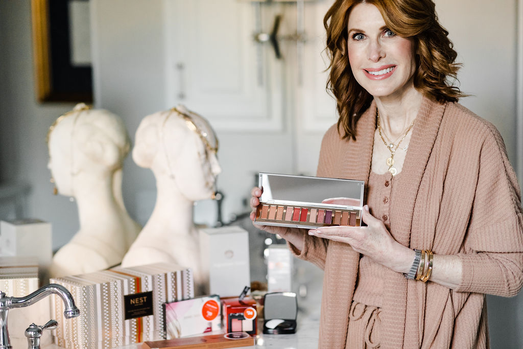 Dallas Blogger on the gift of beauty with Nordstrom