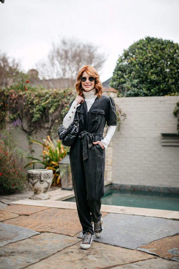 Mauby jumpsuit outfit